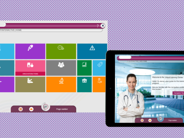 Pharmaceutical Sales Training-Prescribing Information Interactive